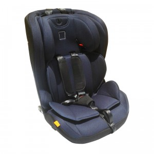 Isofix Group 1 and 2 car seat.