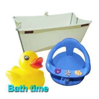 Bath Time Rental