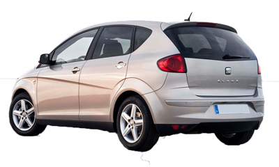 Medium family car rental