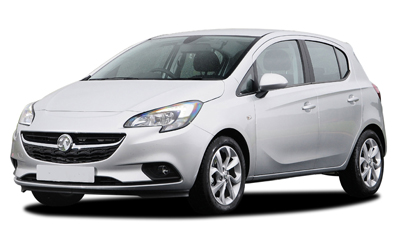 Small family car rental