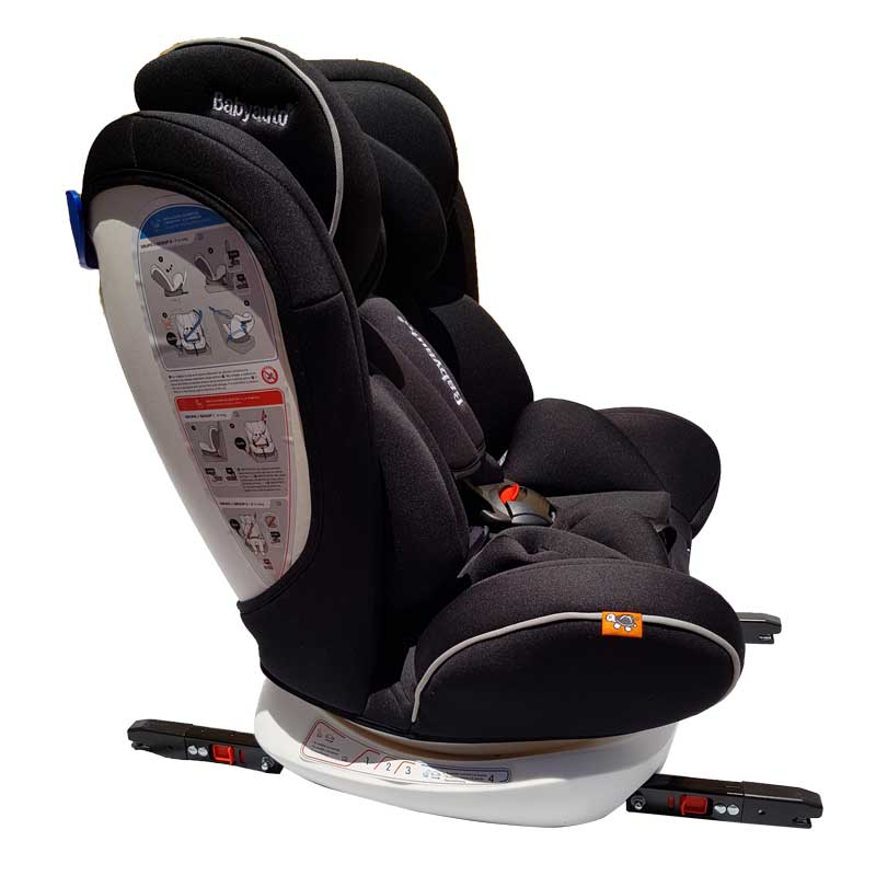 Group 0123 Isofix car seat