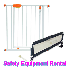 Safety equipment rental