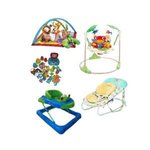 baby activity rental