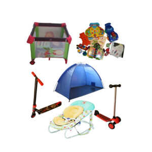 play time rental equipment