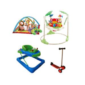 playtime equipment rental